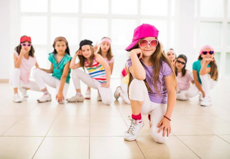 современные танцы дети сочи
